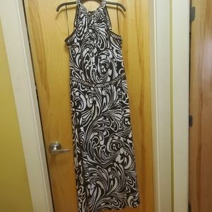 Michael KORS Goddess Maxi Dress